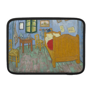 El dormitorio de Vincent van Gogh Fundas Macbook Air