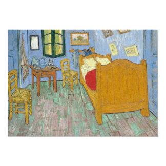 El dormitorio de Vincent van Gogh Invitacion Personal