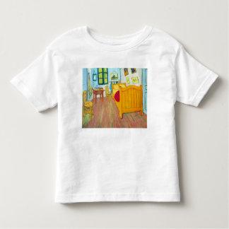 El dormitorio en Arles. Santo-Remy de Van Gogh Playeras
