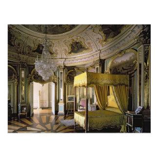 El dormitorio real en el Pasillo del Don Quijote Tarjeta Postal