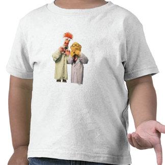 El Dr Bunsen Honeydew y cubilete Camisetas