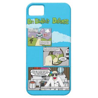 El Dr. Dinkle Act una: caso del iPhone 5 iPhone 5 Funda
