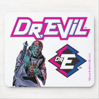 El Dr. Evil Mousepad Tapetes De Raton