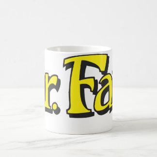 El Dr Fate Logo Taza De Café