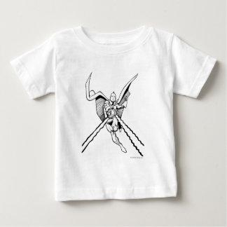 El Dr. Fate Magic Outline Camisas
