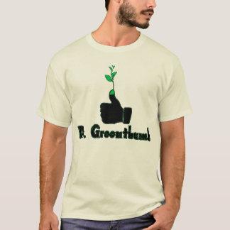 El Dr. Greenthumb Playera