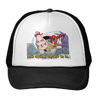 El Dr. Hat de la vuelta Gorra