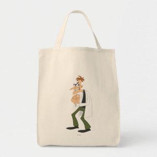 El Dr. Heinz Doofenshmirtz 1 Bolsa Tela Para La Compra