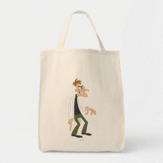 El Dr. Heinz Doofenshmirtz 2 Bolsa Tela Para La Compra