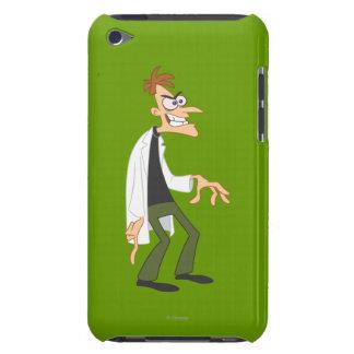 El Dr. Heinz Doofenshmirtz 2 iPod Touch Cobertura