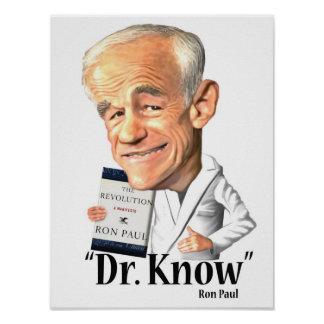 El Dr. Know Póster