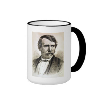 ¿El Dr. Livingstone I Presume? Taza De Dos Colores