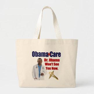 El Dr. Obama ahora no le verá Bolsa De Mano