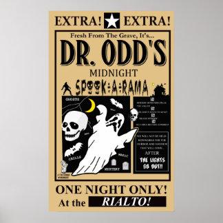 El Dr., poster impar del Espectro-UNo-Rama