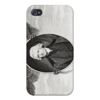 El Dr Priestley ejemplo de filósofos iPhone 4 Cárcasas