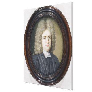 El Dr reverendo Harris w c y aguazo sobre grap Impresión En Lona