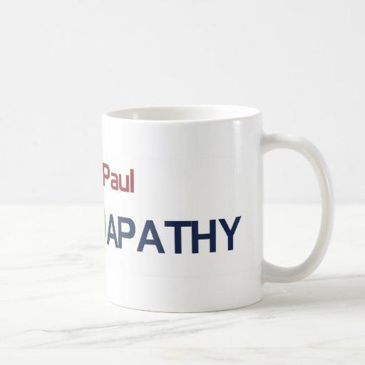 El Dr. Ron Paul curó mi apatía Taza Clásica