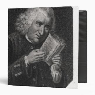 "El Dr. Samuel Johnson Carpeta 1 1/2"""