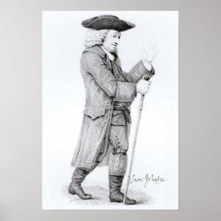 El Dr Samuel Johnson Poster
