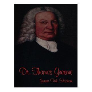 El Dr. Thomas Graeme I Postal