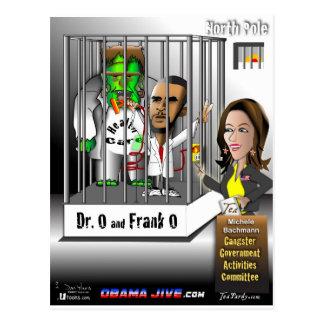 El Dr. Victor O Frankenstein Tarjetas Postales
