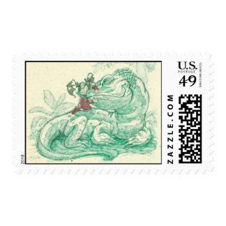 El dragón de Ali Sello