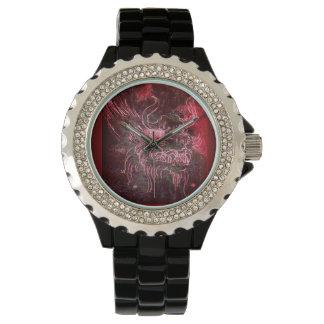 El dragón de Davinci Relojes De Mano