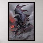 El dragón de la desesperación posters