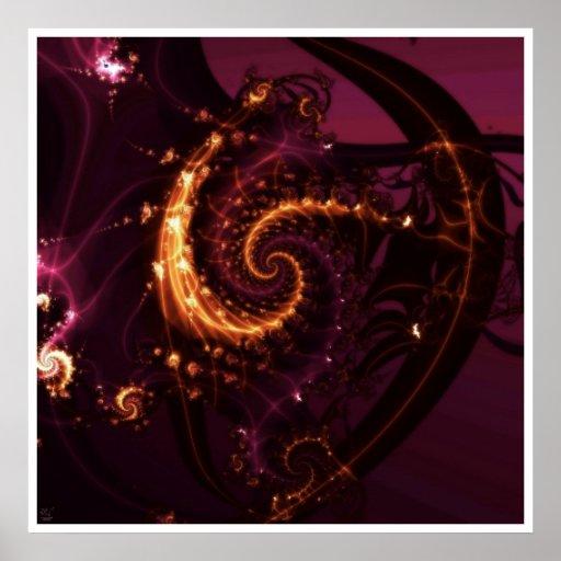 El dragón de oro impresiones