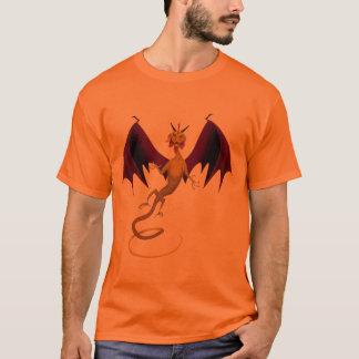 El dragón de oro playera