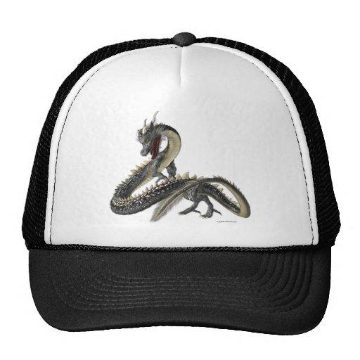 El dragón de plata gorras