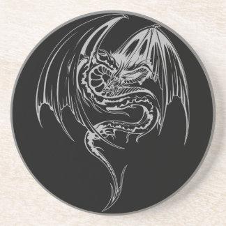 El dragón del Wyvern es criaturas míticas de la Posavasos Manualidades
