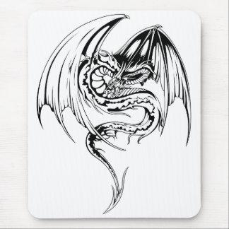 El dragón del Wyvern es criaturas míticas de la Alfombrilla De Raton