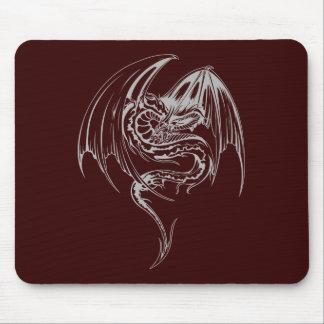 El dragón del Wyvern es criaturas míticas de la Tapetes De Ratón