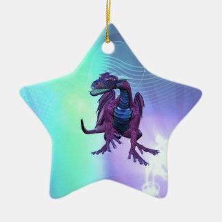 El dragón diseña el ornamento ornatos