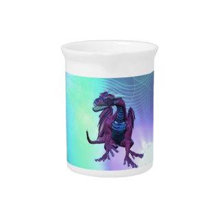El dragón diseña la jarra