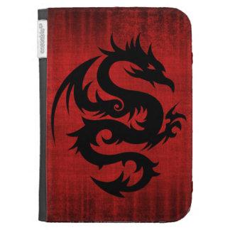 El dragón enciende la caja
