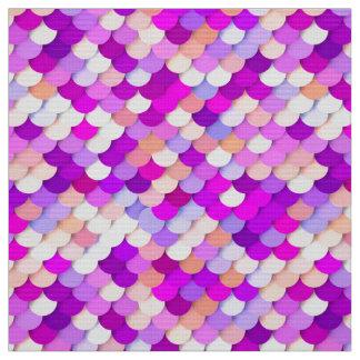 """El """"dragón escala"""" - púrpura. rosas fuertes y telas"""