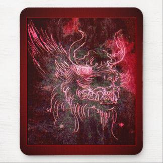 El dragón Mousepad de Davinci