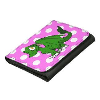 El dragón peludo verde del SD del pino con los lun