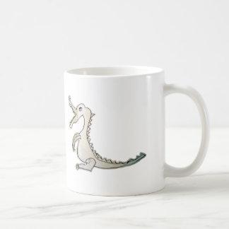 el dragón pequeño taza