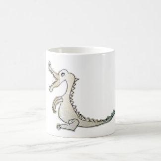 el dragón pequeño tazas de café