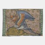El dragón toallas de cocina