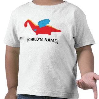 El dragón torpe camisetas