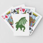 El dragón verde baraja