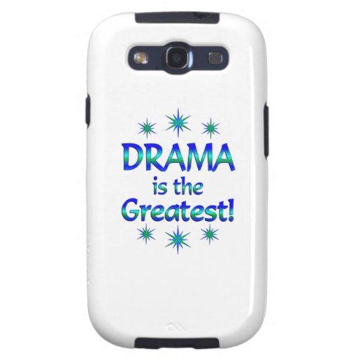 El drama es el más grande samsung galaxy s3 cárcasa