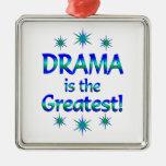 El drama es el más grande ornamentos de reyes