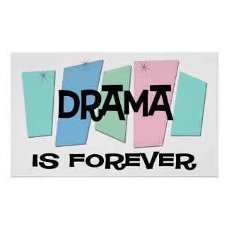 El drama es Forever Impresiones