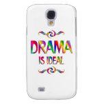 El drama es ideal