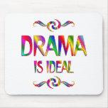 El drama es ideal tapetes de ratón